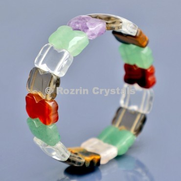 Fancy Natural Stone  Bracelets