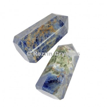 Sodalite  Healing Point