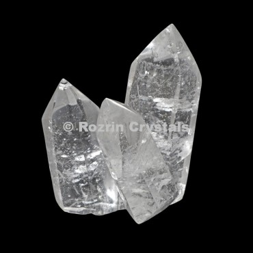 Clear  quartz  Healing Point