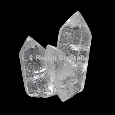Clear  quartz  Healing Point