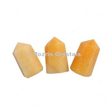 Yellow Aventurine Healing Point