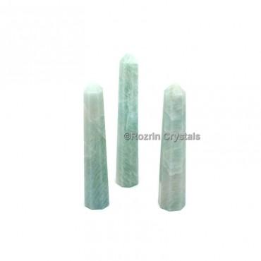 Amazonite  Crystal Healing Obelisk