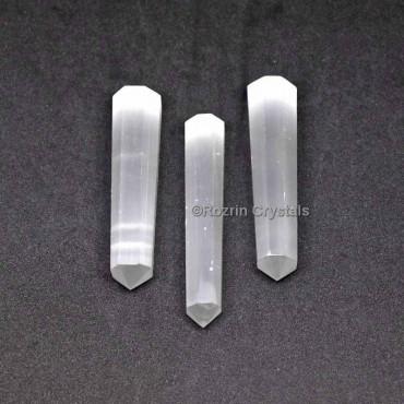Selenite Crystal Healing Obelisk