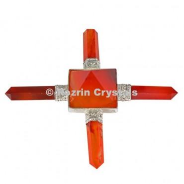 Carnelian Pyramid Healing  Generator