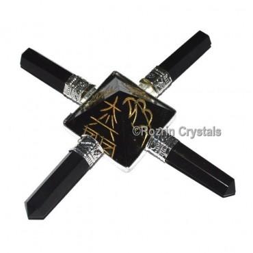 Black Tourmaline Reiki Energy Healing Generator