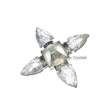Crystal Quartz Arrowheads Pyamids Generator