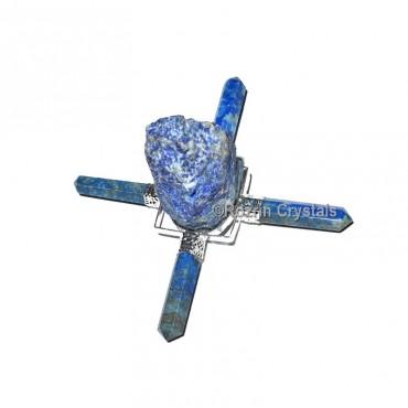 Lapis Lazuli Raw Energy Healing Generator