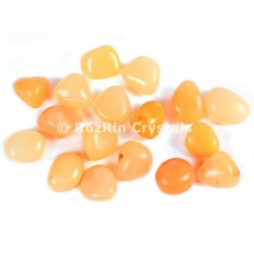 Yellow Aventurine Tumbled Stones