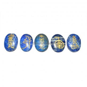 Wholesale Lapis lazuli reiki healing set