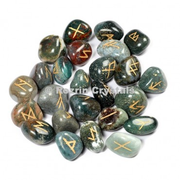 Blood Stone Rune Set