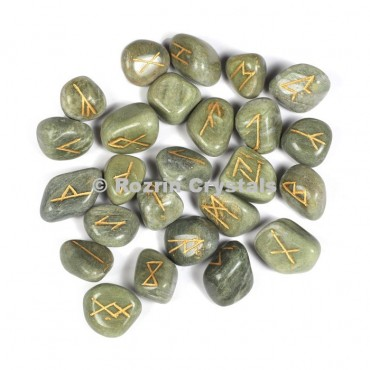 Vesonite Rune Set