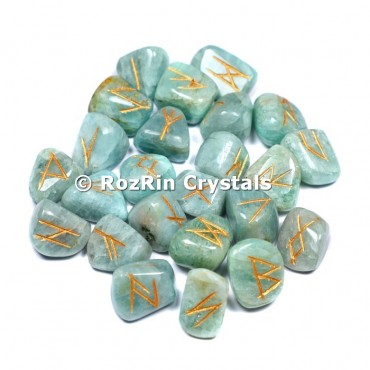 Aquamarine  Rune Set