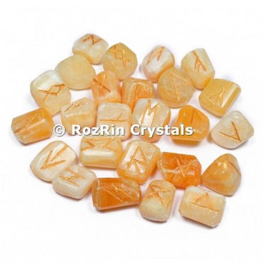 Calcite  Rune Set