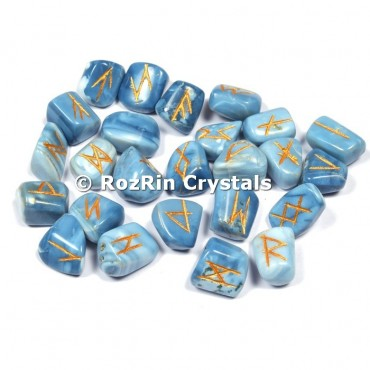 Blue Opel  Rune Set