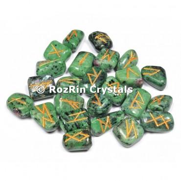 Zoisite  Rune Set