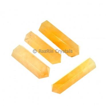 Yellow Aventurine Pencil Point