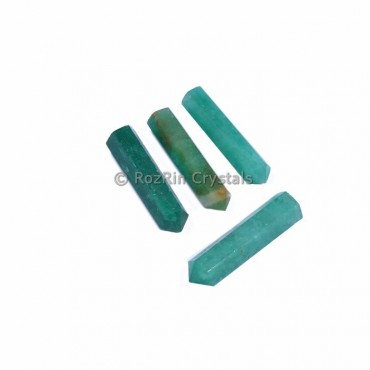 Green Aventurine Pencil Point