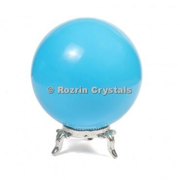 Turquoise Spheres