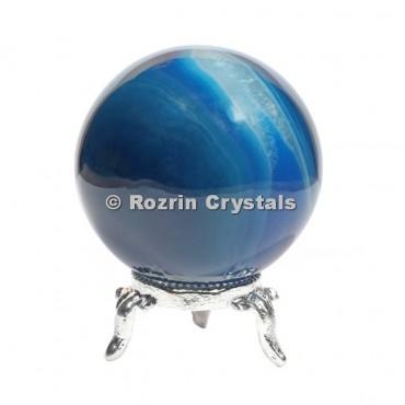 Blue Onyx Spheres