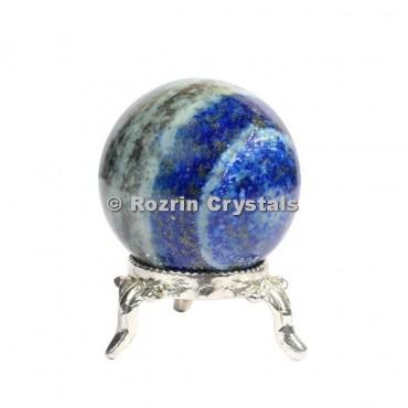 Lapis Lazuli Spheres