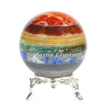 Chakra Bonded Spheres