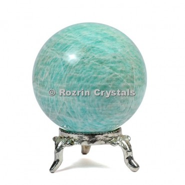 Amazonite Spheres