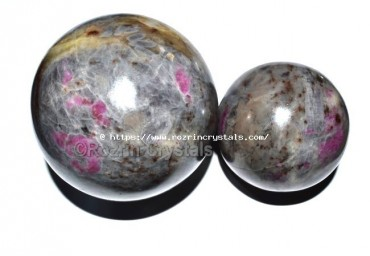 Ryby Feldspar Spheres