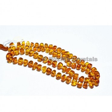 Beautiful Rare Amber Necklace, Natural Amber Necklace, Amber Beads,