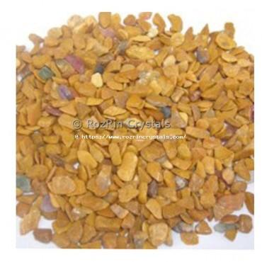 Yellow Jasper Agate chips