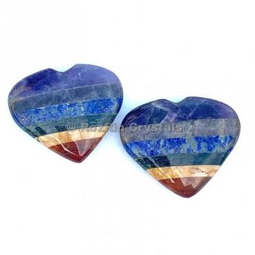Chakra Puffy Heart