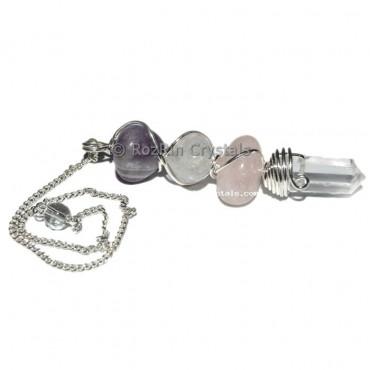 RAC Healing Pencil Pendulums