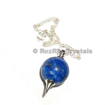 Lapis Lazuli Ball Pendulums