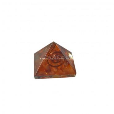 Carnelian Orgone Baby Pyramids For Orgone Healing Reiki