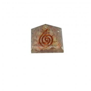 Sunstone Orgone Baby Pyramids For Orgone Healing Reiki