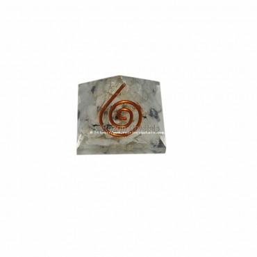 Moonstone Orgone Baby Pyramids For Orgone Healing Reiki